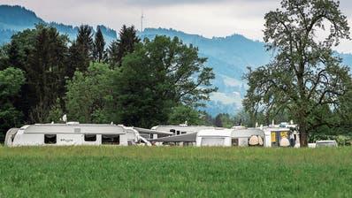 Wenn Fahrende spontan halten wollen: Kanton Luzern rät Bauern zu Mietzinsdepot