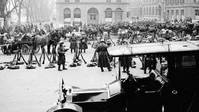 Landesstreik 1918: Als eine Viertelmillion Nein sagte