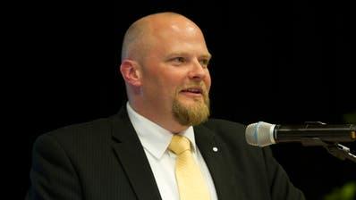 Christian Ineichen, Präsident der Luzerner CVP.