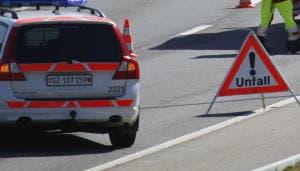 Zwei Verletzte bei Töffunfällen in Immensee und Gersau