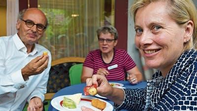 Im Frauenfelder Alterszentrum Park: Unverhofft kommt immer öfter