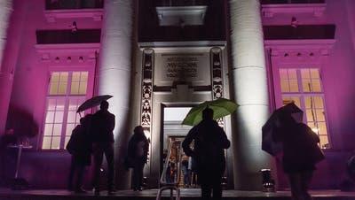 Geringer Andrang: Die Museumsnacht muss wieder mehr Publikum anlocken, wenn sie bestehen will. Bild: Michel Canonica (9. September 2017)
