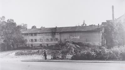 Das Kino Urban an der Stadtbühlstrasse schloss 1972. Das Fernsehen lockte immer mehr Zuschauer vom Samtsessel aufs Sofa. (Bild: PD)