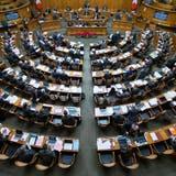 Heute wird das wohl wichtigste politische Geschäft des Jahres im Nationalrat debattiert: der AHV-Steuer-Deal. (Bild: Keystone)