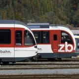 Rollmaterial der Zentralbahn. (Bild: PD)