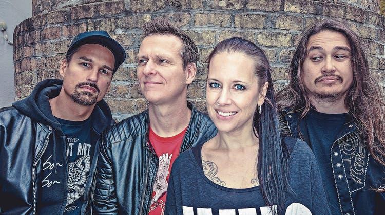 Neues Album der Rockband: Redwood bleiben sich treu
