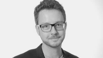 Bundeshausredaktor Fabian Fellmann.