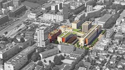 Zug: 80-Meter-Holzhochhaus geplant