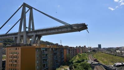 Noch immer unglaublich: Genua einen Monat nach dem Brücken-Unglück