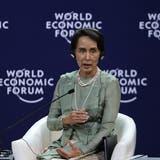 Suu Kyi: Umgang mit Rohingya-Krise hätte «besser» ausfallen können