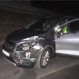 Beim Unfall sind keine Personen zu Schaden gekommen. (Bild: Kantonspolizei Uri, Göschenen, 13. September 2018)