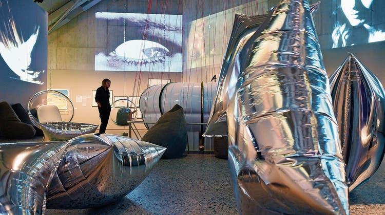 Grosse Ausstellung in Zürich macht 1968-Atmosphäre lebendig