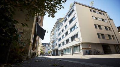 Gebäude der Dienststelle Asyl-und Flüchtlingswesen. (Bild: Jakob Ineichen, Luzern, 12.September 2018)