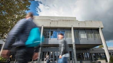 Unliebsame Vorkommnisse an der Universität St.Gallen: Es laufen derzeit mehrere Abklärungen und Untersuchungen. (Bild: Ralph Ribi)