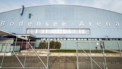 Die Bodensee-Arena in Kreuzlingen. (Bild: Reto Martin)