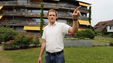 Während seinem langen Familienurlaub hat sich Roland Brändli Gedanken über die Zukunft gemacht. (Bild: Rudolf Hirtl)
