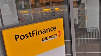 Karte von Postfinance hätte vom Automaten eingezogen werden können