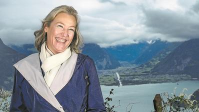 Urner Abstammung nie vergessen: Cristina von Beroldingen. (Bild: Vera Bohren)