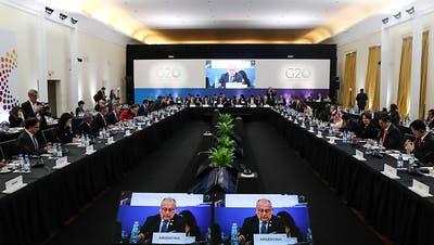 Handelsminister der G20 halten WTO-Reform für dringend geboten