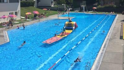 Das Schwimmbad Sonnenberg. (Bild: PD (Engelberg, 27. Juli 2018))