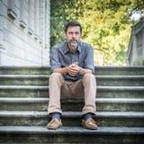 Einer der Favoriten auf den Schweizer Buchpreis: Peter Stamm. (Bild: Andrea Stalder)