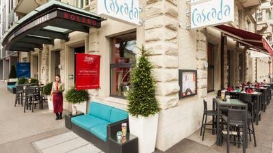 Gewinner in der Kategorie der kleinen Unternehmen: Das Cascada-Hotel und Bolero-Restaurant in Luzern. (Bild: PD)