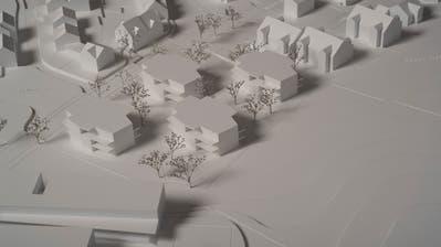 2019 fahren die Bagger auf: In Wallenwil entsteht eine neue Überbauung