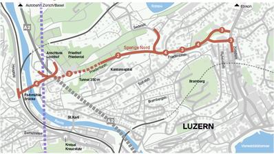 Berner Bypass-Pläne sorgen für Verwirrung um die Spange Nord