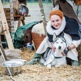 Wetterfest auf Zeitreise am Mittelaltermarkt in Pfyn