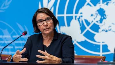 Uno-Richterin bereitet Verfahren zu Kriegsverbrechen in Syrien vor