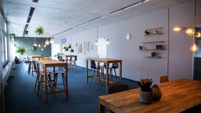 Ein Coworking Space der der CV Labs in Zug. (Bild: PD/www.cvvc.com)