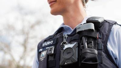 FDP-Mann fordert Bodycams jetzt auch in St.Gallen