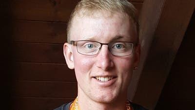 Der 22-jährige Patrick Güttinger ist Sieger der Disziplin Fassadenbau bei den Swiss Skills.  (Bild: PD)
