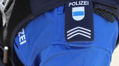 Die Zuger Polizei führte zum Schulbeginn in allen Gemeinden Schulwegüberwachungen durch . (Bild: Zuger Polizei)