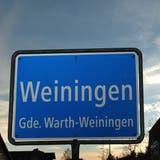Ortseingangstafel Weiningen: Hier wird ein Gemeindepräsidium gesucht. (Bild: Nana do Carmo)