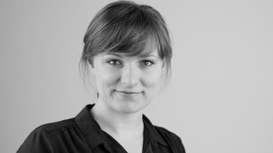 Katharina Brenner, Redaktorin Ressort Ostschweiz (Bild: Urs Bucher)