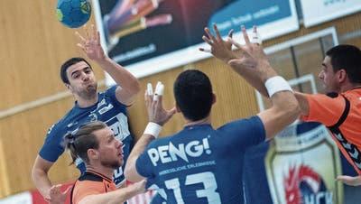Viele Krienser Handball-Baustellen