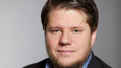 Sebastian Züst wird ab 2019 als neuer Altdorfer Gemeinderat amtieren.
