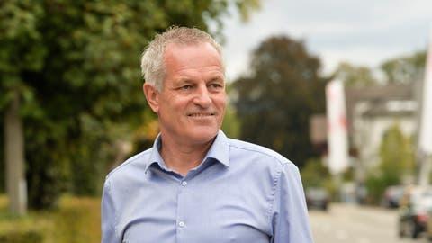 Markus Baikermöchte Kreuzlinger Schulpräsident werden. (Bild: Donato Caspari)