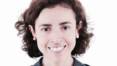 María Gomez, Chefin Ökosystem-Entwicklung bei Aragon. (Bild: PD)