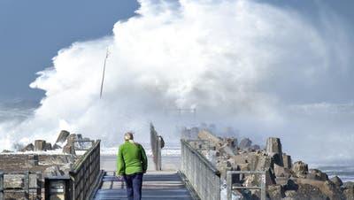 Sturm fordert in Süddeutschland ein Todesopfer und elf Verletzte