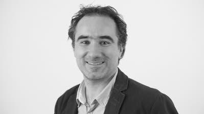 Jürg Ackermann, stellvertretender Chefredaktor.