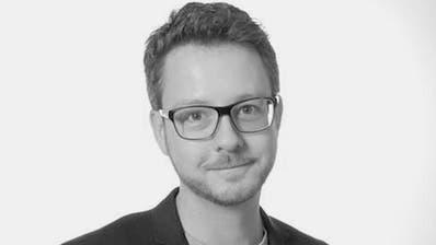 Fabian Fellmann, Leiter der Bundeshausredaktion