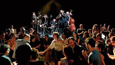 Mit Lindy-Hop gerät das Frauenfelder Jazzfestival Generations in Swingung