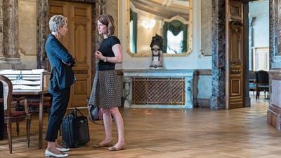 Bundesratswahl: Hat Keller-Sutter ihr Trauma überwunden?