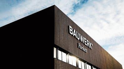 Die Bauwerk Boen Group mit der BauwerkParkett AG am Hauptsitz in St.Margrethen hat ihre Profitabilität gesteigert. (Bild: Benjamin Manser (18. Januar 2018))
