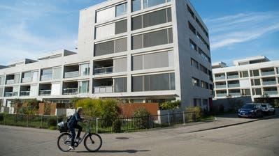 Bezugsbereit, aber noch nicht bezogen. Im Gossauer Happypark stehen zurzeit rund 30 Wohnungen leer.