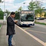 Dank einer App sollen Sehbehinderte ungehindert Bus fahren können