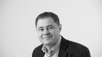 David Angst, Chefredaktor Thurgauer Zeitung.