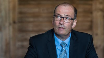 CVP-Nationalrat Markus Ritter ist der Initiant des strengen Prüfverfahrens. (Bild: Patrick Huerlimann/Keystone; Schalunen, 12. Juli 2018)